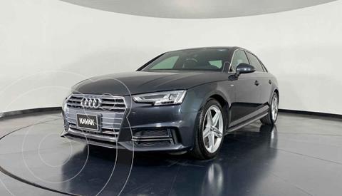Audi A4 2.0 T Dynamic (190hp) usado (2018) color Gris precio $429,999