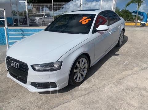 Audi A4 1.8L T Limited Edition usado (2016) color Blanco precio $334,900