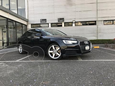 Audi A4 3.0L V6 S Line usado (2017) color Negro precio $368,000