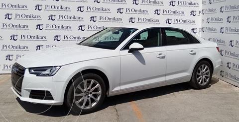 Audi A4 2.0 T Select (190hp) usado (2017) color Blanco precio $345,000