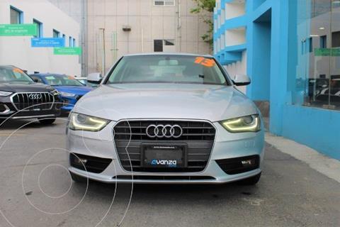Audi A4 1.8 T Sport (170hp) usado (2013) color Gris precio $265,000