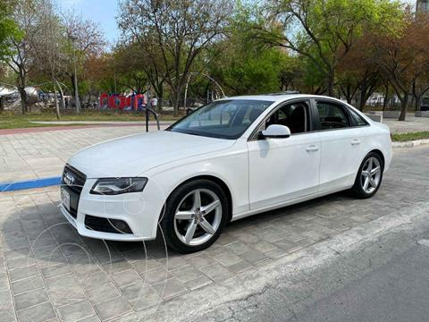 Audi A4 1.8L T Trendy Plus Multitronic usado (2011) color Blanco precio $199,900