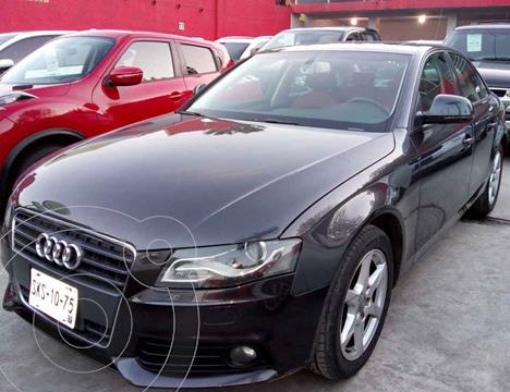 Audi A4 1.8L T Trendy Multitronic usado (2009) color Gris precio $149,000