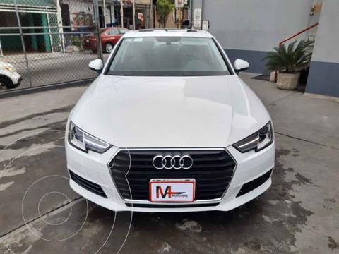 Audi A4 2.0 T Dynamic (190hp) usado (2017) color Blanco precio $342,000