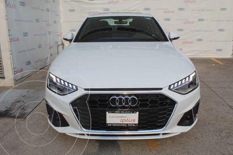 Audi A4 2.0L T S Line (200hp) usado (2021) color Blanco precio $808,000