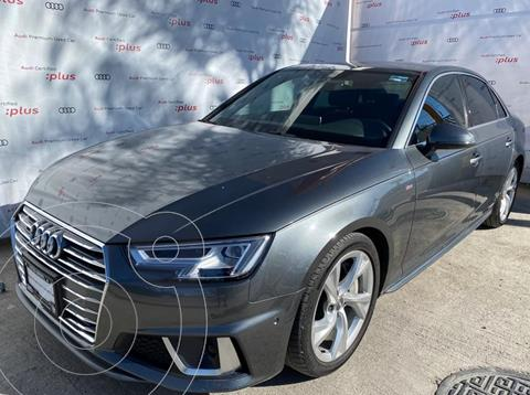 Audi A4 2.0 T S Line Quattro (252hp) usado (2019) color Gris precio $615,000