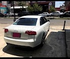 Audi A4 2.0L T Trendy Multitronic Plus (200hp)  usado (2007) color Blanco precio $135,000