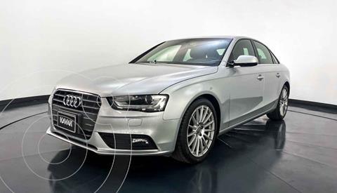 Audi A4 2.0L T Luxury usado (2013) color Plata precio $282,999