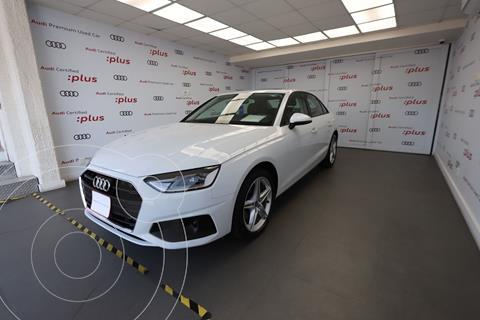 Audi A4 2.0T Dynamic usado (2021) color Blanco precio $737,900
