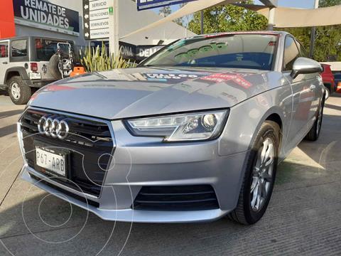 Audi A4 2.0 T Dynamic (190hp) usado (2017) color Plata precio $348,000
