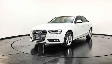 Audi A4 2.0L T Luxury usado (2014) color Blanco precio $259,999