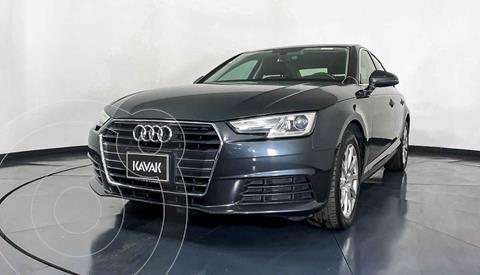 Audi A4 2.0 T Dynamic (190hp) usado (2017) color Gris precio $367,999