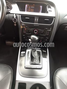 Audi A4 1.8L T Trendy Plus Multitronic usado (2011) color Negro precio $165,000