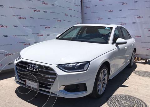 Audi A4 2.0T Dynamic usado (2021) color Blanco precio $609,000
