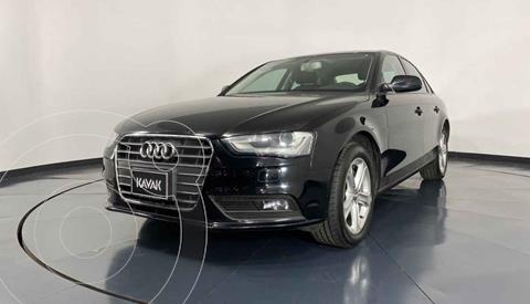 Audi A4 3.0L TFSI Elite S-Tronic Quattro usado (2014) color Negro precio $262,999