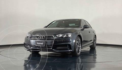 Audi A4 2.0 T Dynamic (190hp) usado (2018) color Gris precio $449,999