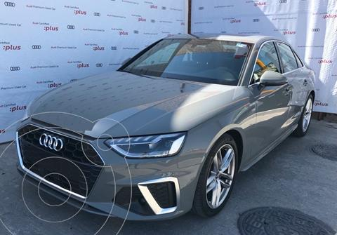 Audi A4 2.0 T S Line (190hp) usado (2021) color Gris precio $779,000