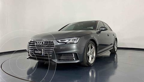 Audi A4 2.0 T Dynamic (190hp) usado (2018) color Gris precio $434,999