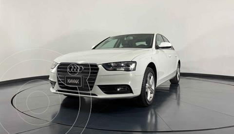 Audi A4 1.8L T Trendy Multitronic usado (2013) color Blanco precio $227,999