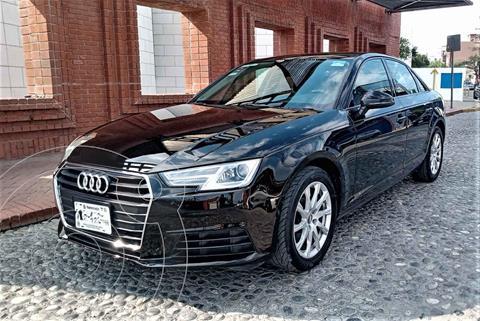 Audi A4 2.0 T Dynamic (190hp) usado (2017) color Negro precio $325,000