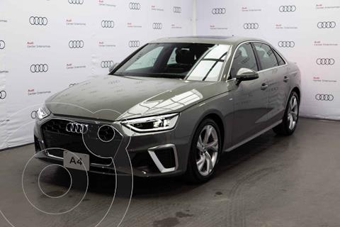 Audi A4 2.0L T S Line (200hp) nuevo color Gris precio $789,900