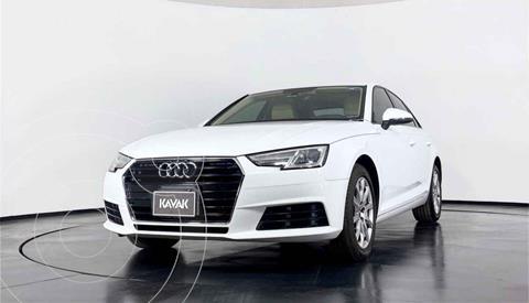 Audi A4 2.0 T Dynamic (190hp) usado (2017) color Blanco precio $387,999