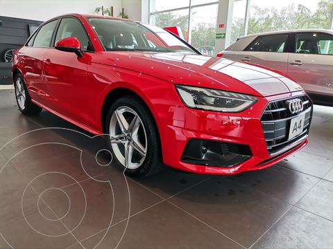 Audi A4 40 TFSI Select  nuevo color Rojo Tango precio $822,500