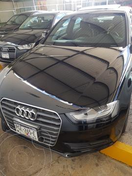 Audi A4 1.8 T FSI Trendy (170hp) usado (2013) color Negro precio $195,000