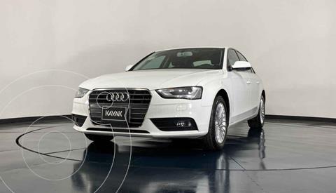 Audi A4 2.0L T Luxury usado (2013) color Blanco precio $234,999