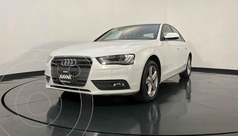 Audi A4 2.0L T Trendy Multitronic (200hp)  usado (2016) color Blanco precio $314,999