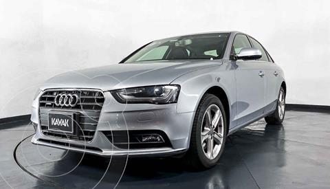 Audi A4 3.0L TFSI Elite S-Tronic Quattro usado (2014) color Plata precio $282,999