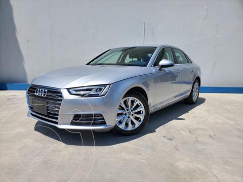 Audi A4 2.0 T Select (190hp) usado (2018) color Plata precio $450,000