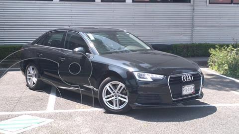 Audi A4 2.0T Dynamic usado (2018) color Negro precio $380,000