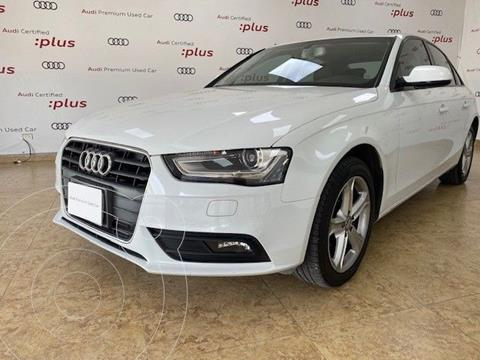 Audi A4 2.0 T Trendy (225hp) usado (2016) color Blanco precio $298,000