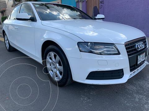 Audi A4 1.8 T FSI Trendy (170hp) usado (2012) color Blanco precio $175,000