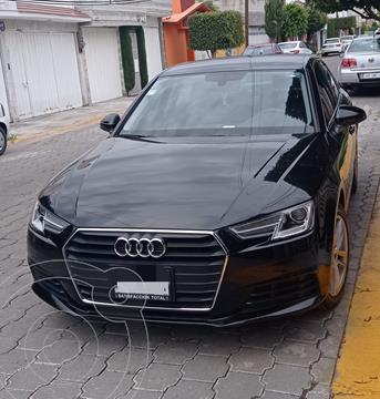 Audi A4 2.0 T Dynamic (190hp) usado (2018) color Negro precio $365,000