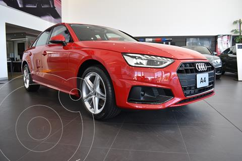Audi A4 40 TFSI Select  nuevo color Rojo Tango financiado en mensualidades(enganche $156,980)