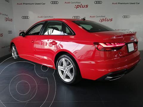 Audi A4 40 TFSI Select  usado (2021) color Rojo Tango financiado en mensualidades(mensualidades desde $10,757)