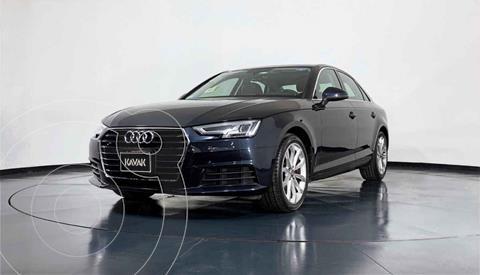Audi A4 2.0 T Select Quattro (252hp) usado (2017) color Cafe precio $352,999