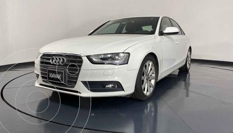 Audi A4 2.0L T Luxury usado (2013) color Blanco precio $247,999
