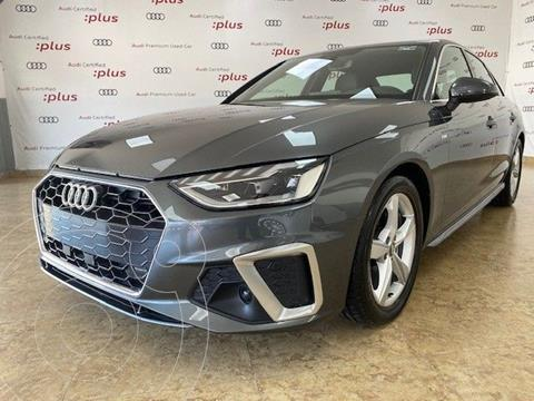Audi A4 2.0 T S Line (190hp) usado (2021) color Gris Oscuro precio $770,000