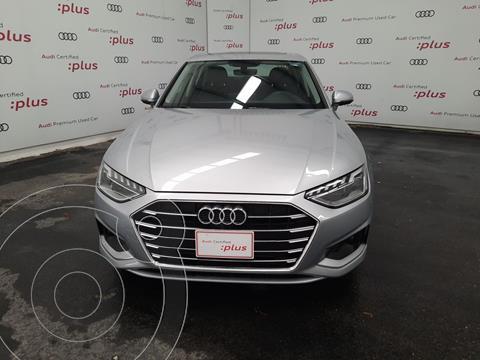 Audi A4 40 TFSI Select  usado (2021) color Plata precio $781,700