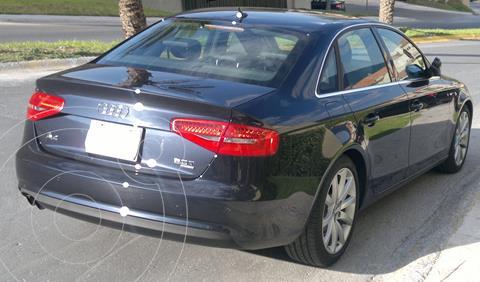 Audi A4 2.0L T Sport S-Tronic Quattro usado (2013) color Azul Profundo precio $300,000