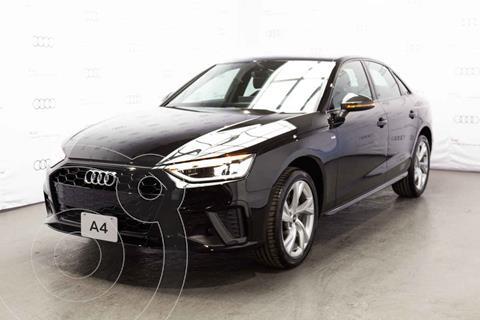 Audi A4 2.0L T S Line (200hp) nuevo color Negro precio $947,300