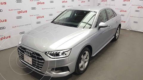 Audi A4 2.0 T Select (190hp) usado (2021) color Plata precio $707,000