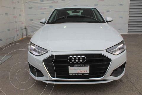 Audi A4 2.0 T Dynamic (190hp) usado (2021) color Blanco precio $710,304