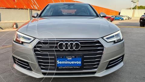 Audi A4 2.0 T Elite Quattro (252hp) usado (2017) color Beige Dakar precio $469,000