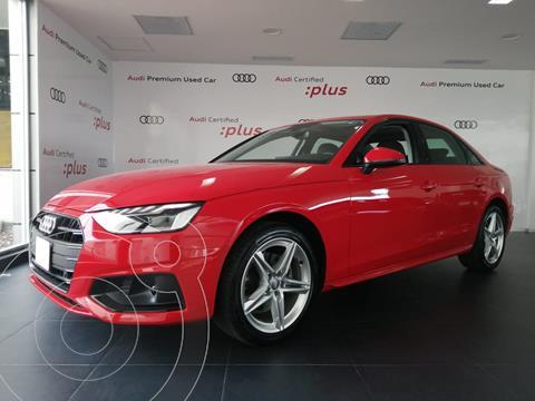 Audi A4 40 TFSI Select  usado (2021) color Rojo Tango precio $781,375