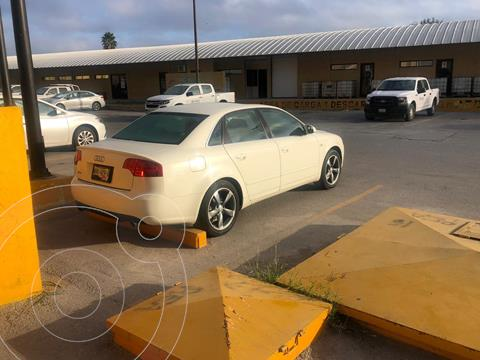 Audi A4 1.8L T Luxury Multitronic usado (2006) color Blanco precio $119,500