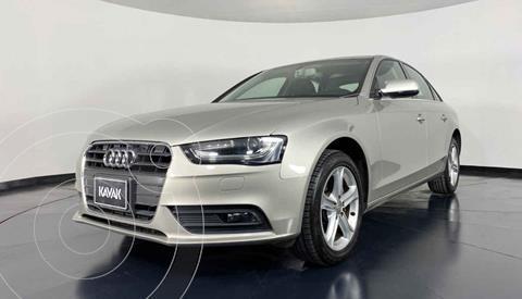Audi A4 2.0L T Trendy Multitronic usado (2013) color Plata precio $234,999